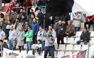 Más de 3.500 personas se han abonado al Burgos CF en los 20 primeros días de campaña