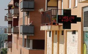 Ávila y Salamanca en alerta amarilla por temperaturas de hasta 38 grados