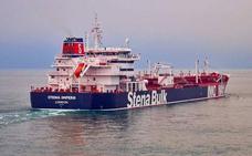 Londres intenta liberar al petrolero detenido en Irán por la vía diplomática