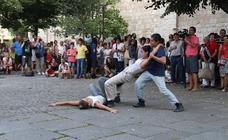 Danza en el Camino / Certamen de Coreografía Burgos - Nueva York