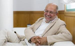 Francisco Igea: «La única posibilidad que tuvo Tudanca de ser presidente fue antes de las elecciones»