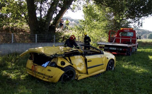 El conductor del accidente mortal de Salamanca da positivo por alcohol y drogas