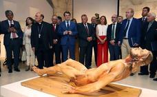Imágenes de la inauguración de la exposición 'Et Incarnatus est'
