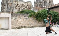 La Catedral se convierte en el escenario de Bailando con piedras