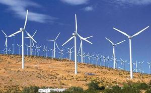 Iberdrola y CajaRural promueven en Burgos uno de los parques eólicos más grandes de Castilla y León