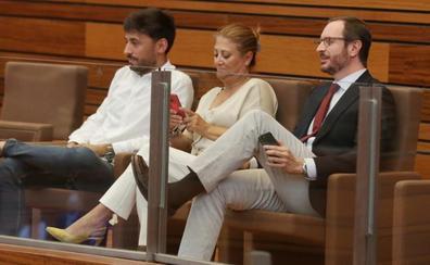 Tudanca: «No podemos tolerar que Maroto sea senador por Castilla y León y votaremos en contra»