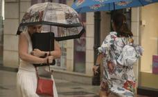 La Aemet activa la alerta por tormentas en todas las provincias de Castilla y León