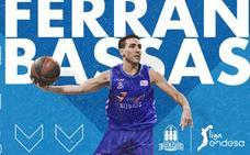 El San Pablo Burgos ficha a Ferran Bassas