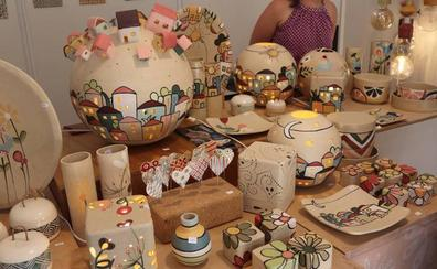 El arte de la cerámica atrae a Burgos a maestros franceses y portugueses