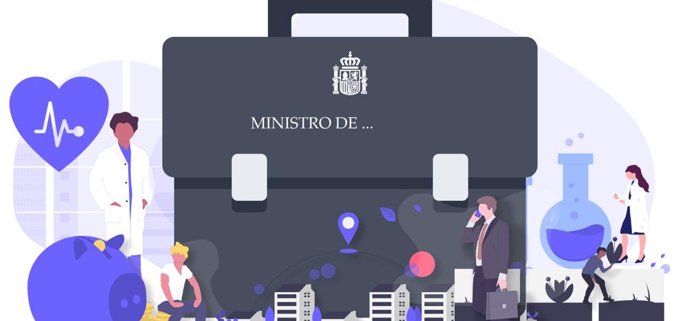 La puja de ministerios que dinamitó la investidura