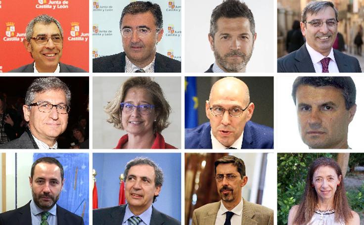 Nuevos nombramientos de la Junta de Castilla y León