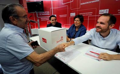 Chivite consigue el respaldo de la militancia para el pacto de Gobierno en Navarra