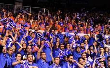 San Pablo Burgos abre su calendario europeo el 16 de octubre en el Coliseum