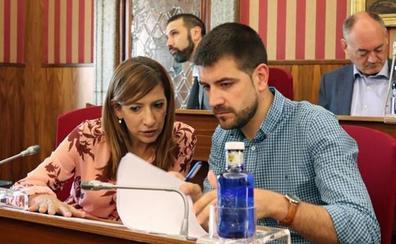De la Rosa se va de vacaciones y deja al mando del Ayuntamiento a David Jurado y Nuria Barrio