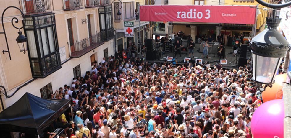 Sonorama Ribera limita el aforo a 6.000 personas en la Plaza del Trigo