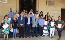 Seis personas obtienen dos certificados de profesionalidad a través del programa 'Ciudad de Miranda XIII - Ayuda a Domicilio'