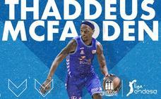 Thad McFadden ficha por el San Pablo Burgos