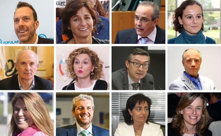 Nuevos nombramientos en la Junta de Castilla y León