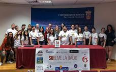 Veinte jóvenes europeos disfrutan de Burgos, a través del programa Summer University