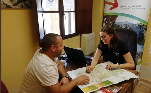 Sodebur contrata 10 técnicos para reforzar la promoción y atención turística de la provincia