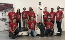 12 ingenieros recién titulados se incorporán a ASTI Mobile Robotics
