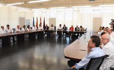La Junta pide al Ministerio de Sanidad homogeneizar los sistemas de información para elaborar listas de espera