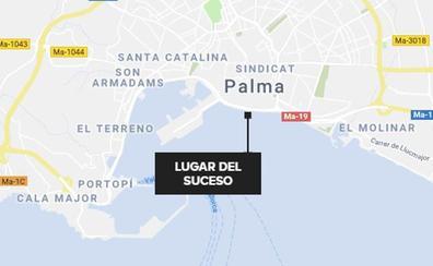 Detenido turista alemán por intentar ahogar en el mar a un policía en Palma