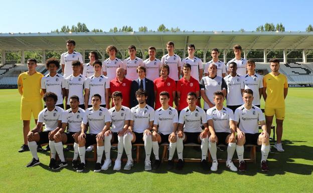 El Juvenil A del Burgos CF afronta la División de Honor con un equipo  renovado y con vistas al futuro   BURGOSconecta