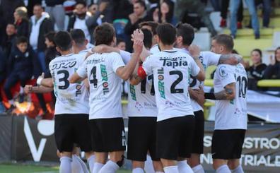 El amistoso de este sábado entre el Numancia y el Burgos CF se traslada de Navaleno a Soria