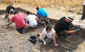 El Proyecto Bravum llevará a cabo dos prospecciones en el yacimiento turmogo de La Nuez de Abajo