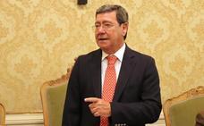 César Rico reclama la «colaboración» de la Junta y el Gobierno central con la Diputación frente al «reto poblacional»