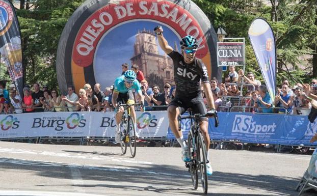 Así afectará la Vuelta a Burgos al tráfico y al aparcamiento