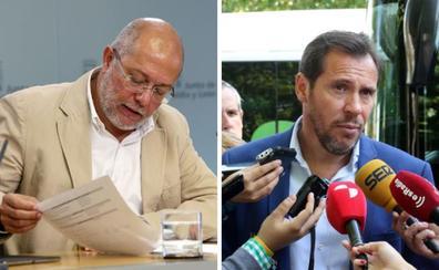 Francisco Igea y Óscar Puente se enzarzan en las redes sociales a cuenta del apartamento de las Cortes