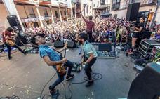 Viva Suecia toma la Plaza del Trigo en el Sonorama