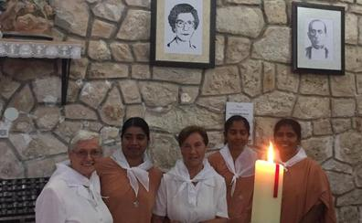 Santa Cruz de la Salceda rinde homenaje a la beata Caridad Álvarez