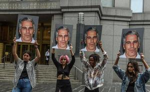 Los abogados de Jeffrey Epstein solicitaron a la prisión la retirada de la vigilancia antisuicidio