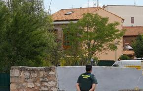 El hijo herido por su padre en el crimen de Villagonzalo continúa en la UCI, grave pero estable