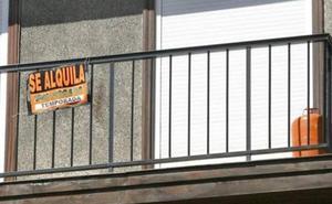 El precio del alquiler de habitaciones en Burgos baja un 2,5%