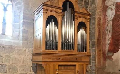 Castrillo Mota de Judíos estrena su nuevo órgano el próximo viernes