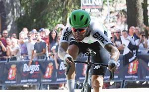 Nizzolo: «He tenido que sufrir mucho para ganar»