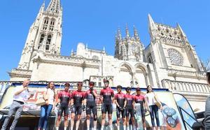 David de la Cruz (Ineos): «Tenemos equipo para hacer una buena Vuelta a Burgos»