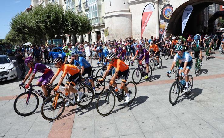 Arranca la Vuelta a Burgos