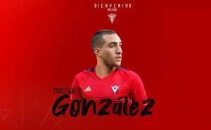 El Sevilla cede a Cristian González al Mirandés