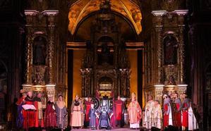Oña revive su pasado y recuerda el origen del reino de Castilla