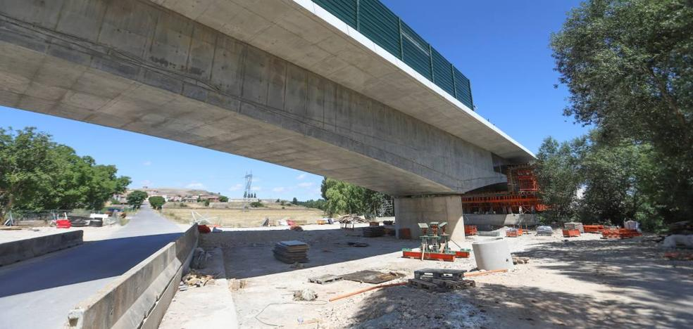 Las obras del Ave no finalizarán hasta bien entrado 2020