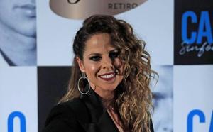 Pastora Soler, embarazada