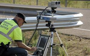 Se intensificarán los controles de velocidad y vigilancia con motivo del día de la Virgen