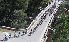 Segunda etapa de la Vuelta a Burgos