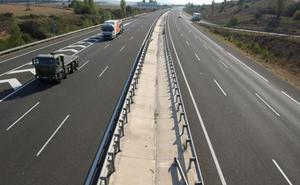 Recorrer los 250 kilómetros de las autovías estatales en Burgos costaría 5 euros con la propuesta de Fomento