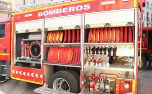 Arden 11 hectáreas de rastrojo en dos incendios en Miranda y Vileña